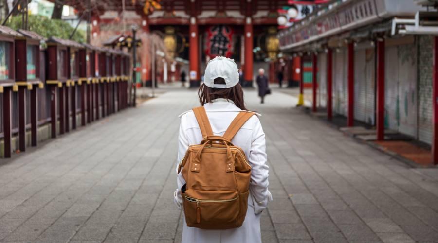 Viaggio Zaino in Spalla - Giappone