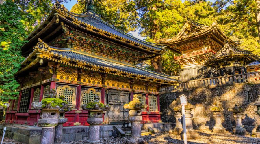 Santuario di Toshogu - Nikko