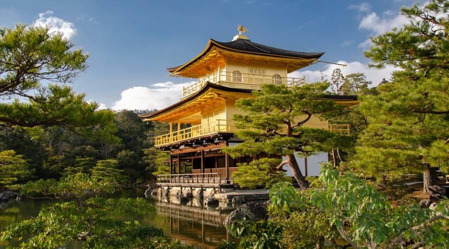 Tempio Kikankuji - Kyoto