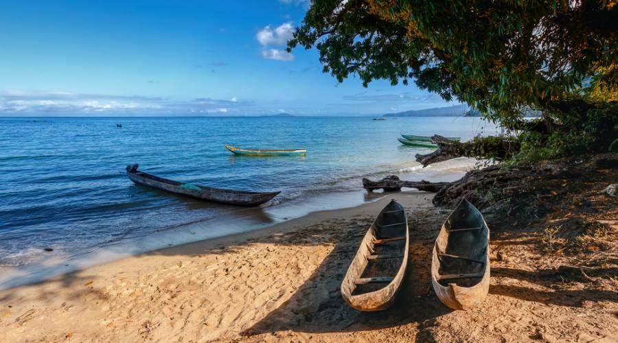 Canoa malgascia