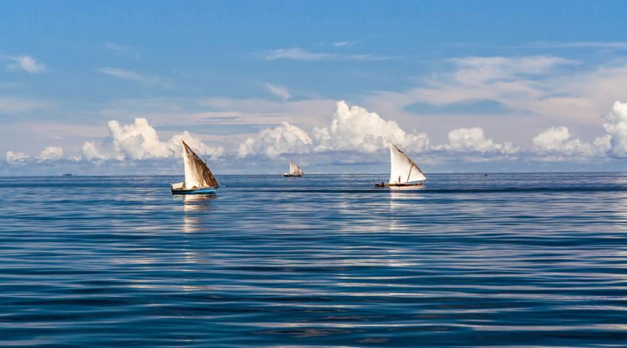 Imbarcazioni tipiche - Nosy Be