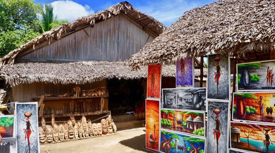 Villaggio malgascio