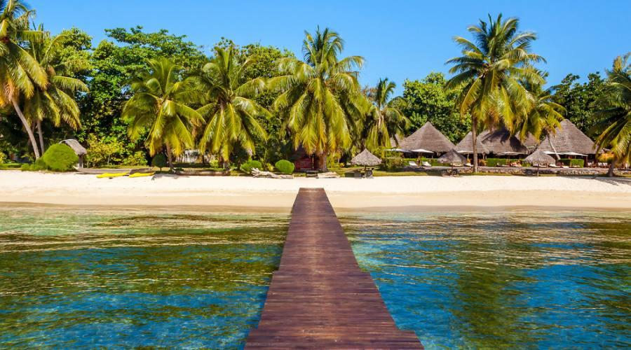 isole deserte del Madagascar