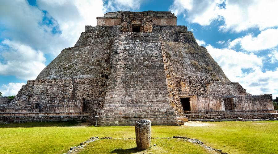 Piramide di Uxmal
