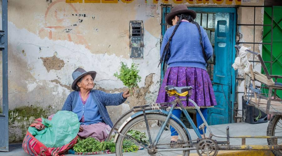 Popolazioni peruviane