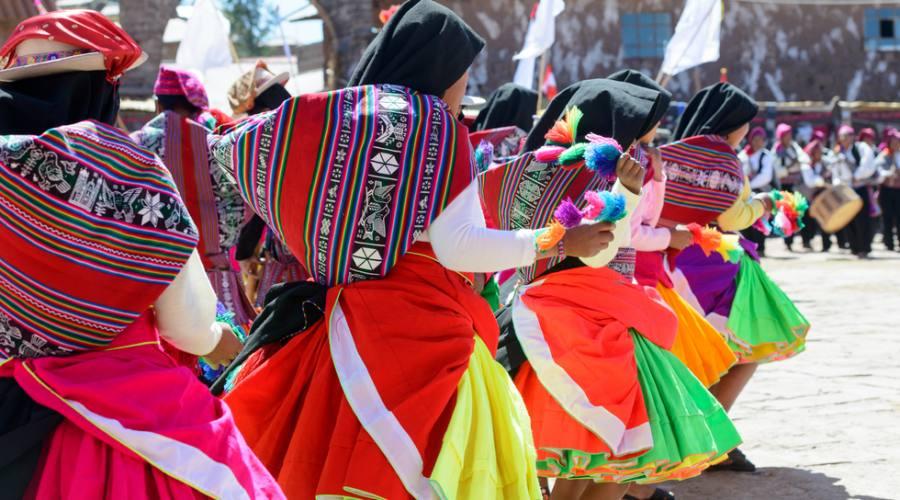 Danze tradizionali peruviane