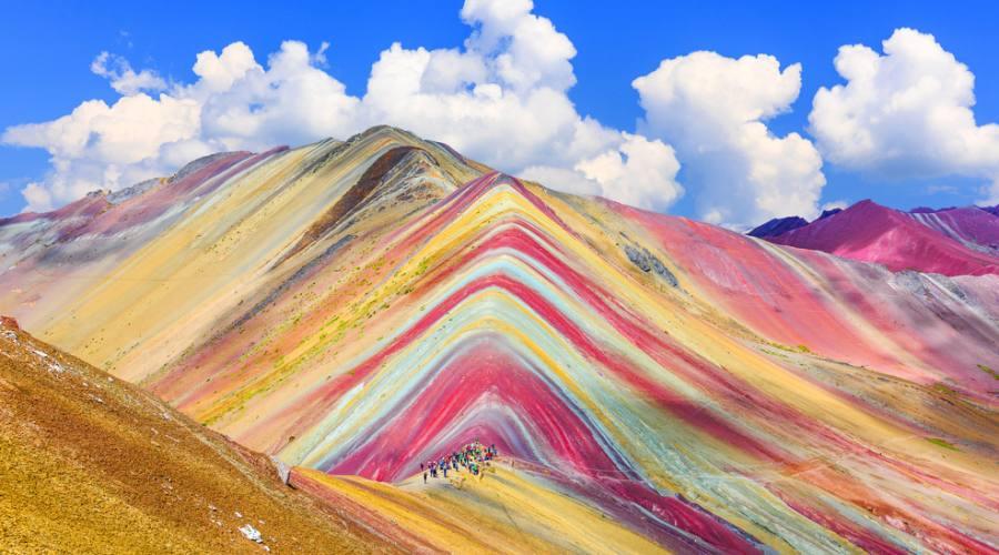 Montagne Arcobaleno