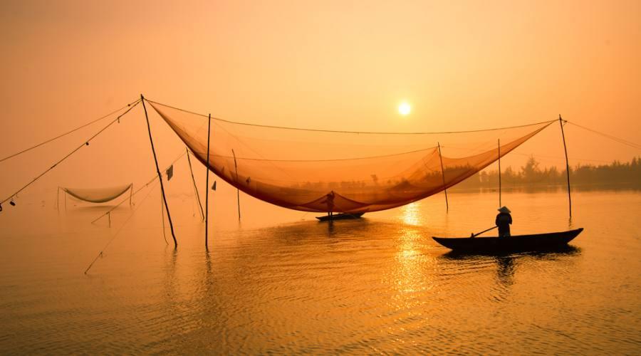 Pescatore vietnamita