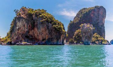 L'affascinante capitale ed il mare delle Andamane in catamarano
