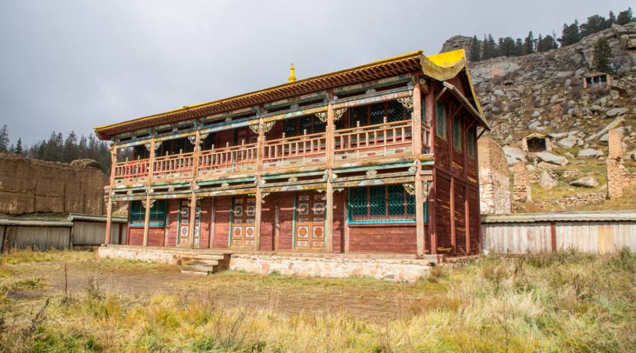 Monastero di Manzushir