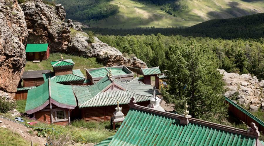 Monastero di Tuvkhun