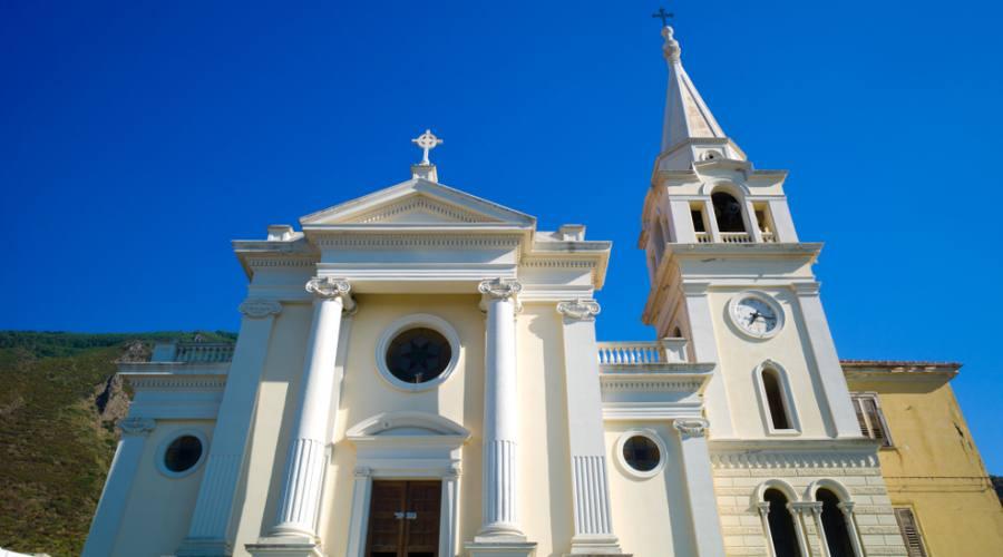 Chiesa a Salina