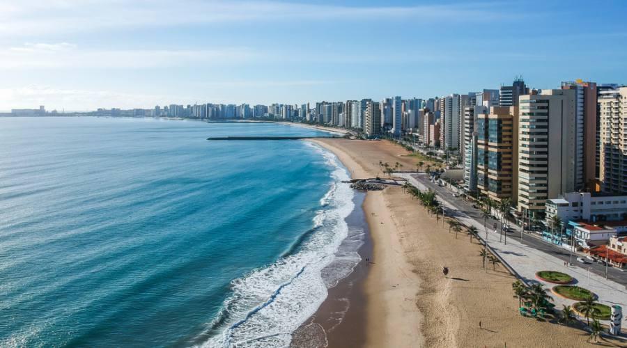 Spiaggia di Fortaleza
