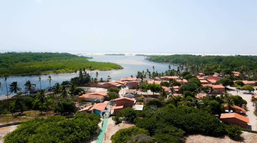 Rio Preguicas
