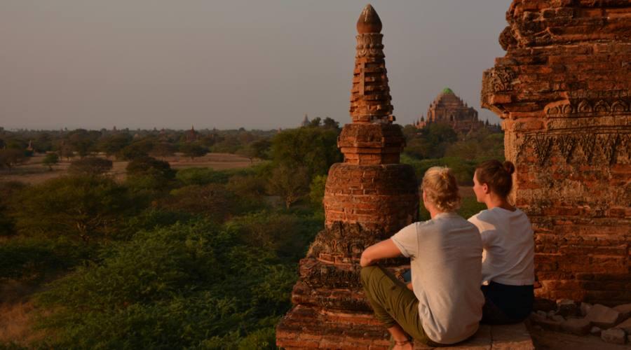 Zaino in Spalla - Myanmar