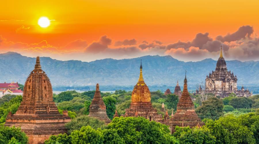 Templi - Bagan