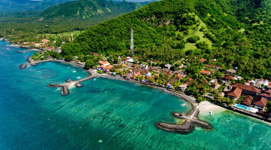 Candidasa Beach - Bali