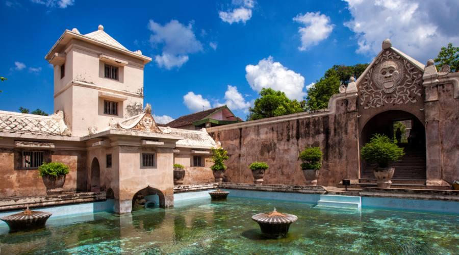 Taman Ujung Water Palace - Bali