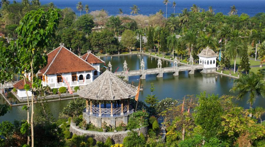 Water Palace - Candidasa