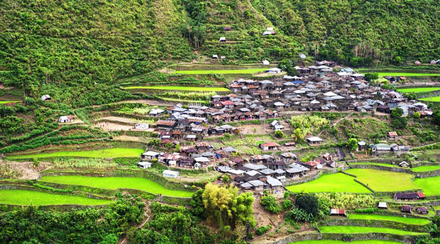 Villaggio di Montagna