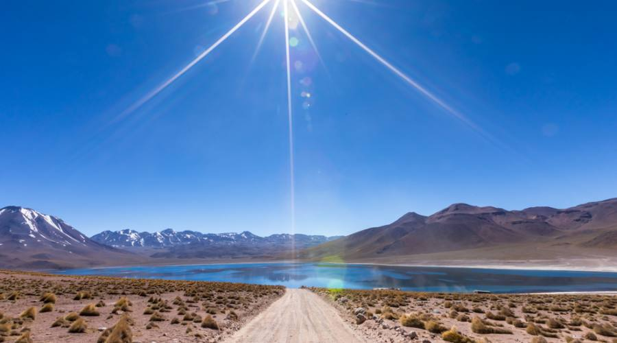 Lagunas Altiplanicas - Cile
