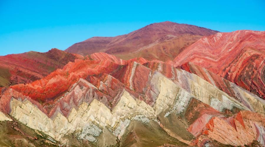 Serrania del Hornocal - Argentina