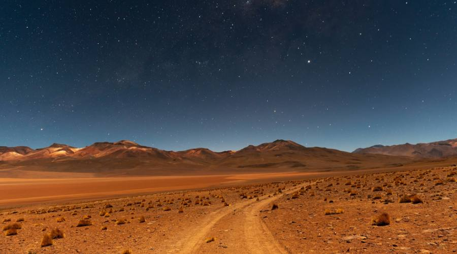 Deserto di Siloli -Bolivia