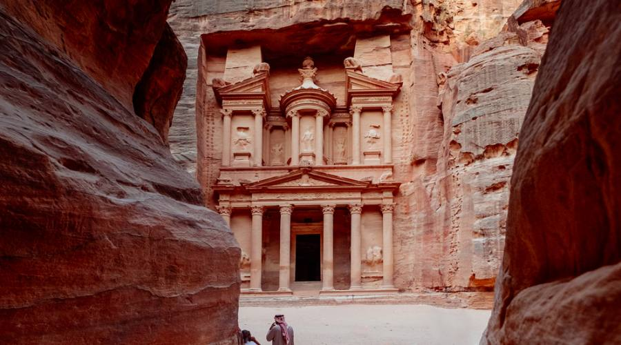 Al Khaznhe - Petra
