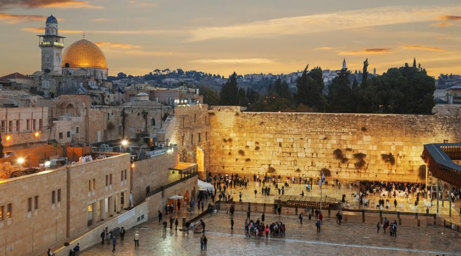 Muro del Pianto - Gerusalemme