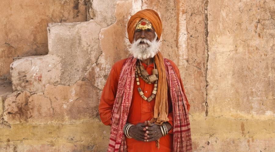 Fortezza di Amber - Jaipur