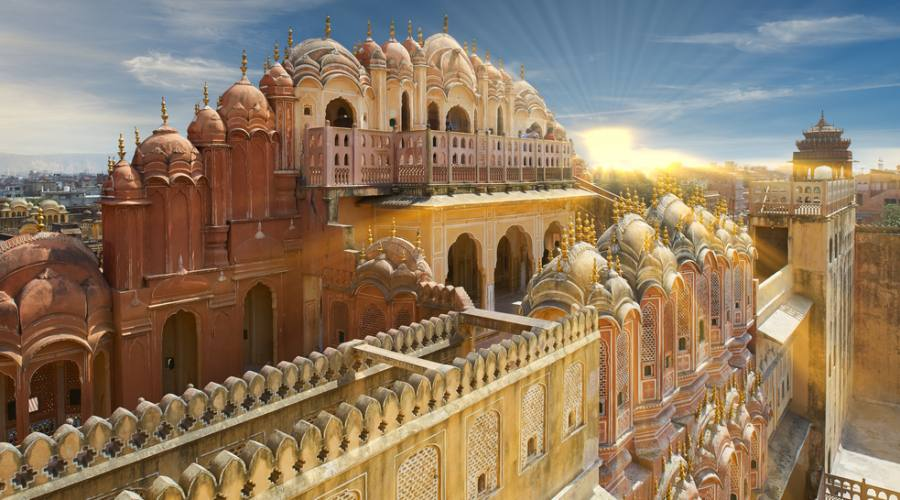Palazzo dei venti - Jaipur