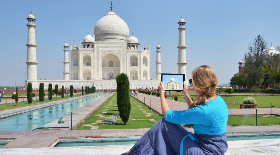 Taj Mahal - Varanasi