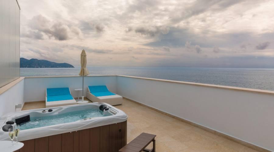 Suite Ludic terrazza