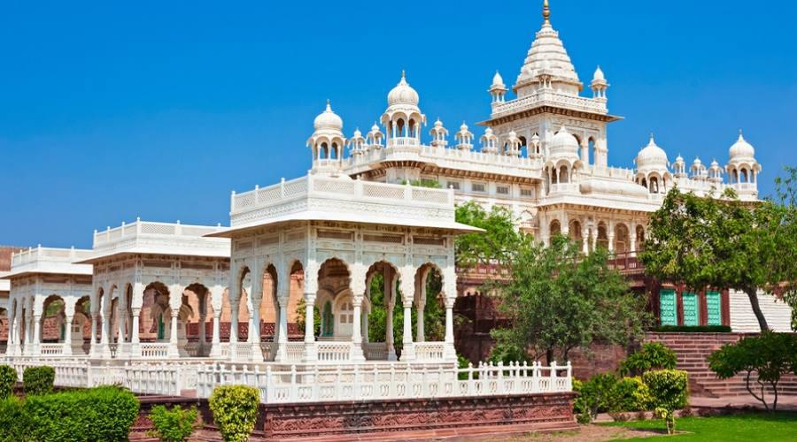 Jodhpur - Jaswanth Thada