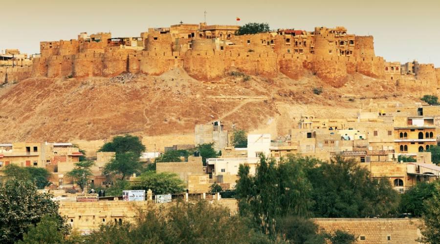 Forte di Jaisalmer