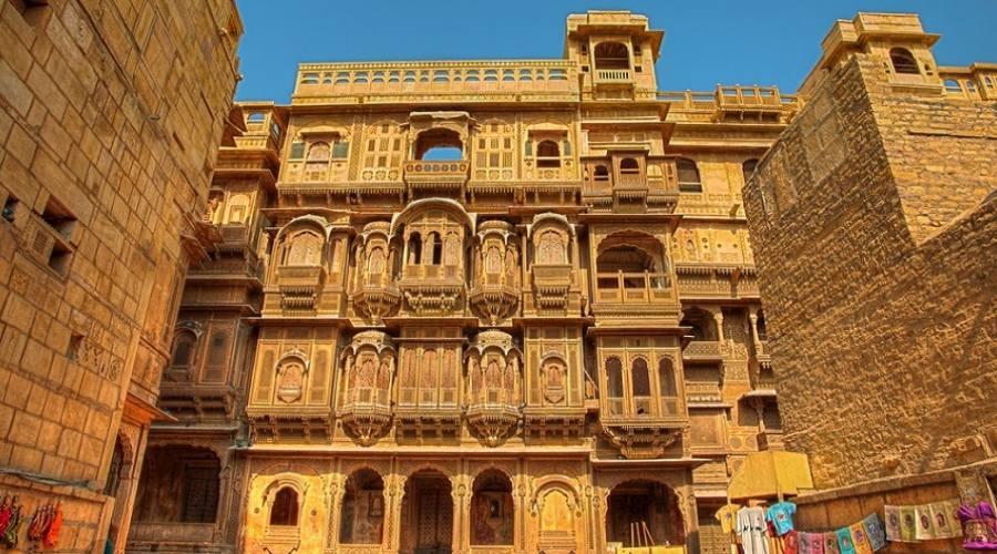 Jaisalmer - Patwon Ki Haveli