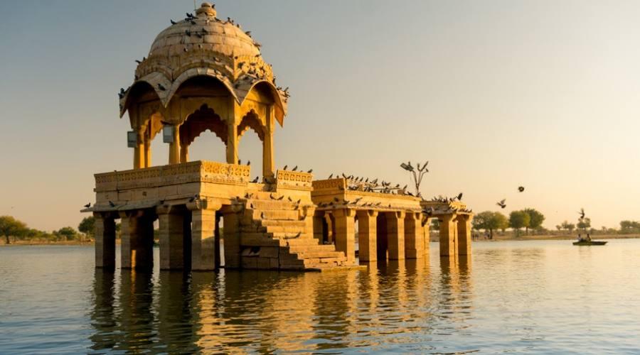 Gadisagar Lake