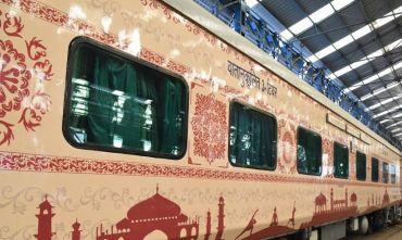 Il Triangolo d'Oro e Taj Mahal a bordo del treno Majestic Rajasthan