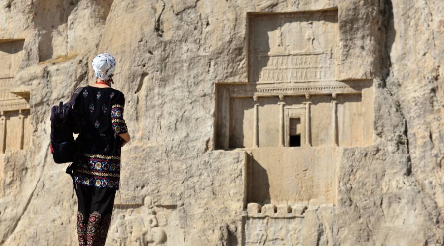Viaggio Zaino in Spalla - Iran