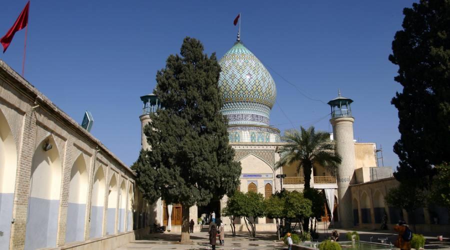 Shiraz - Mausoleo di Shah-e Cheragh