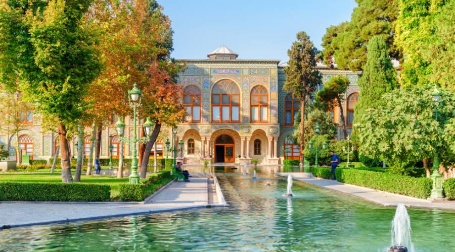 Teheran - Palazzo