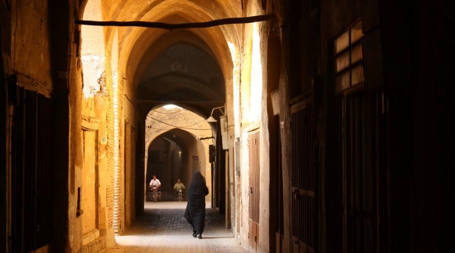 Vicoli di Shiraz