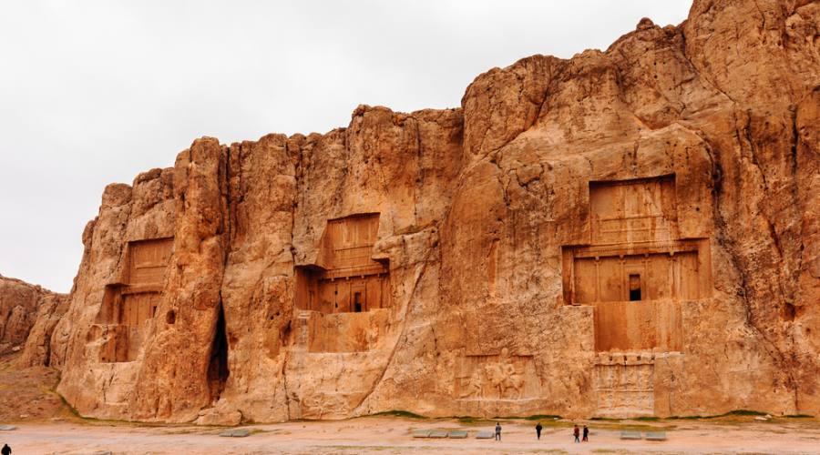 Sito di Naghsh-e-Rostam