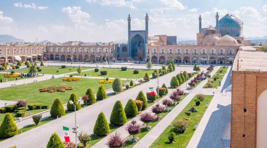 Isfahan - Piazza Naqsh-e jahàn