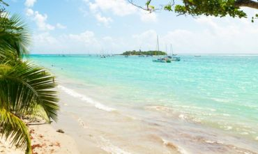 Miami e un mare da cristallino da sogno