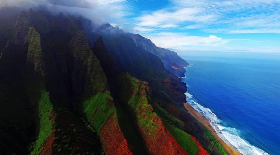 Kauai la Napali Coast