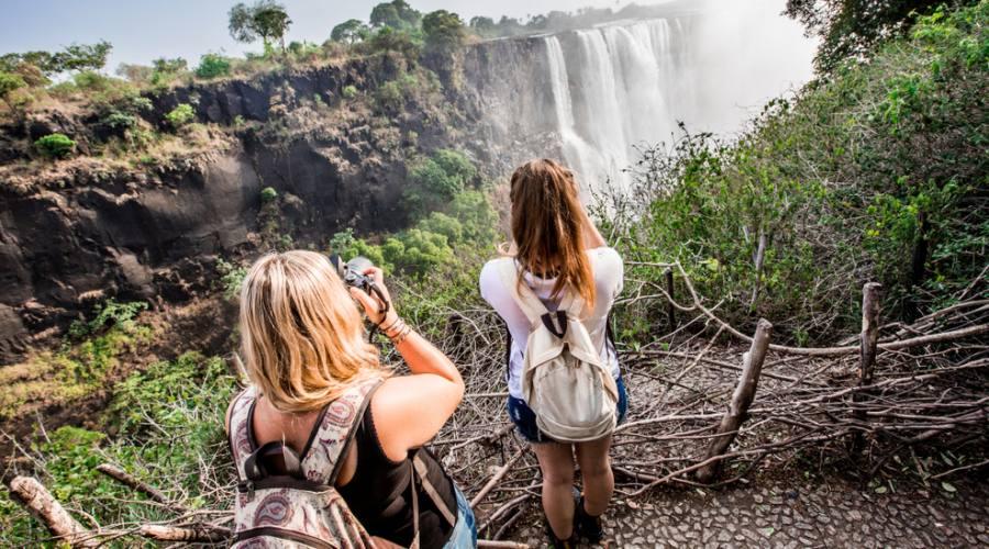 Viaggio Zaino in Spalla - Zimbawe