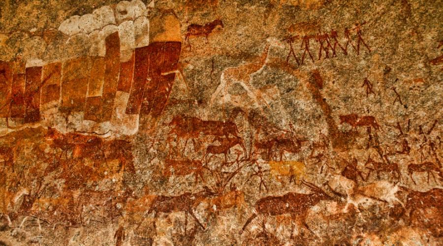 Pitture rupestri Matopos National Park