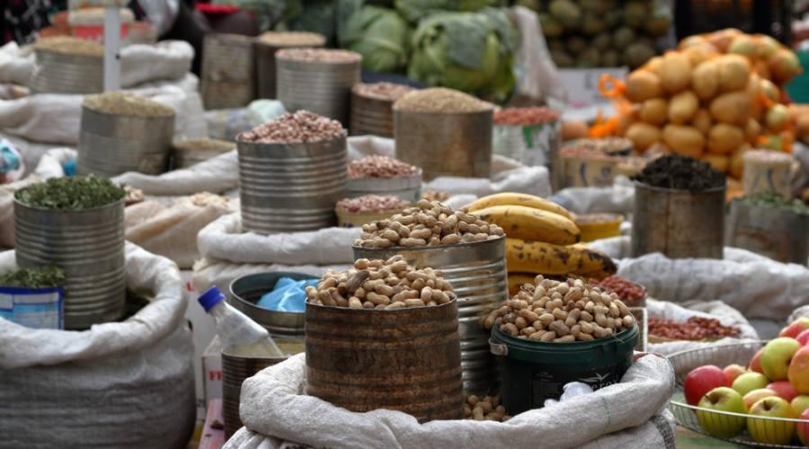 Bulawayo - mercato
