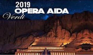 Crociera Sul Nilo & Opera Aida 26 o 28 Ottobre 2019